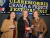 Marie Murphy, Mary Esler, Claremorris and Norrie Walsh