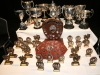 Table of awards at Claremorris Drama and Fringe Festival 2016