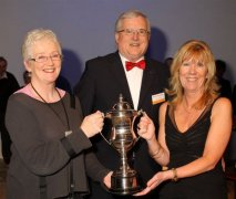 Ennis Players Win Blue Riband